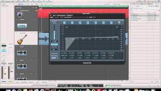 Logic Pro 9 Songwriting Tutorial Recording Acoustic Guitar