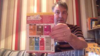 Easy songwriting tutorial - no theory knowledge needed - using The ModeDecoder guitar ready reckoner