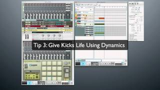 Music Production Tutorial: Drums Used in