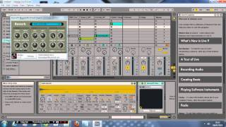 Trap tutorial Ableton live 9 Full Produced by