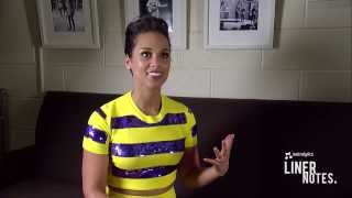 Alicia Keys Tell Us The Secret To Writing Song Lyrics - LINER NOTES