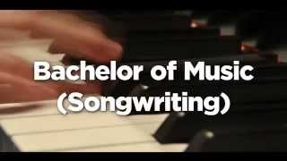 Bachelor of Music (Songwriting)