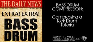 Bass Drum Compression