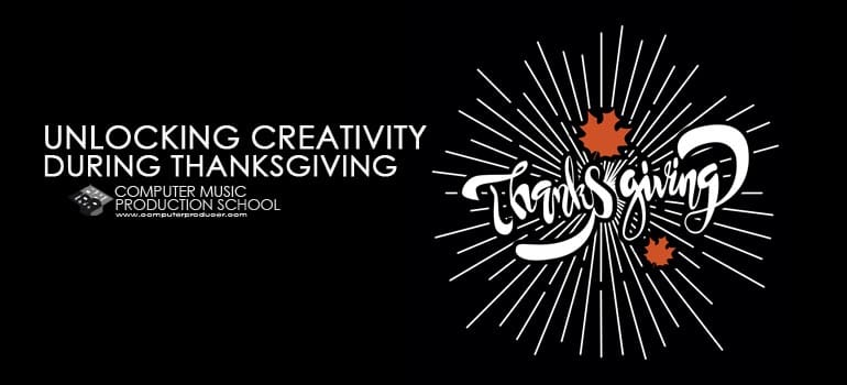 creativity thanksgiving