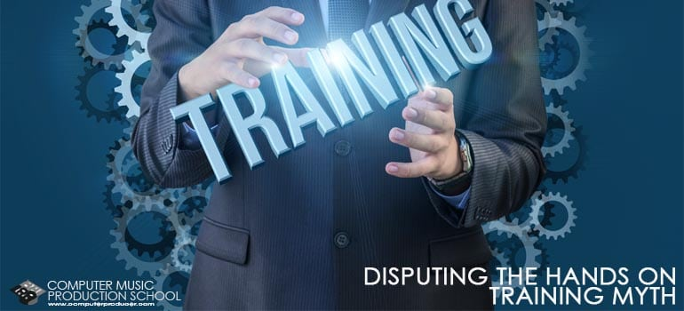 disputing hands on training myth