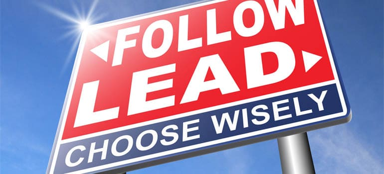 follower or leaders in music industry