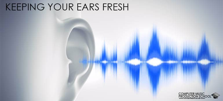 keeping your ears fresh
