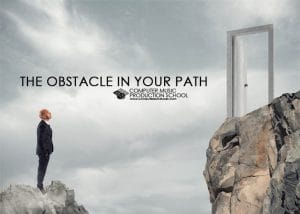 obstacle in your path